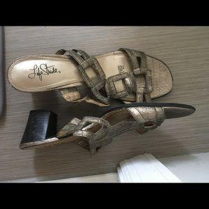 Life Stride Stella Bronze Sandals